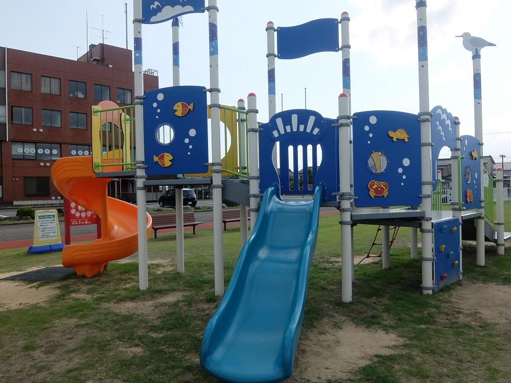 キッズポート公園遊具