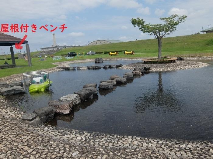 大島北野河川公園