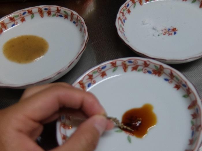 イヌタデの食べ方